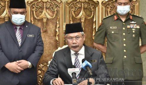 Istana Negeri Sangkal Dakwaan Salah Guna Kuasa Juhar