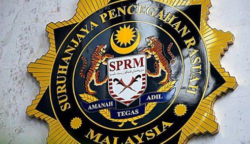 SPRM Belum Siasat 101 Projek Rundingan Terus PH