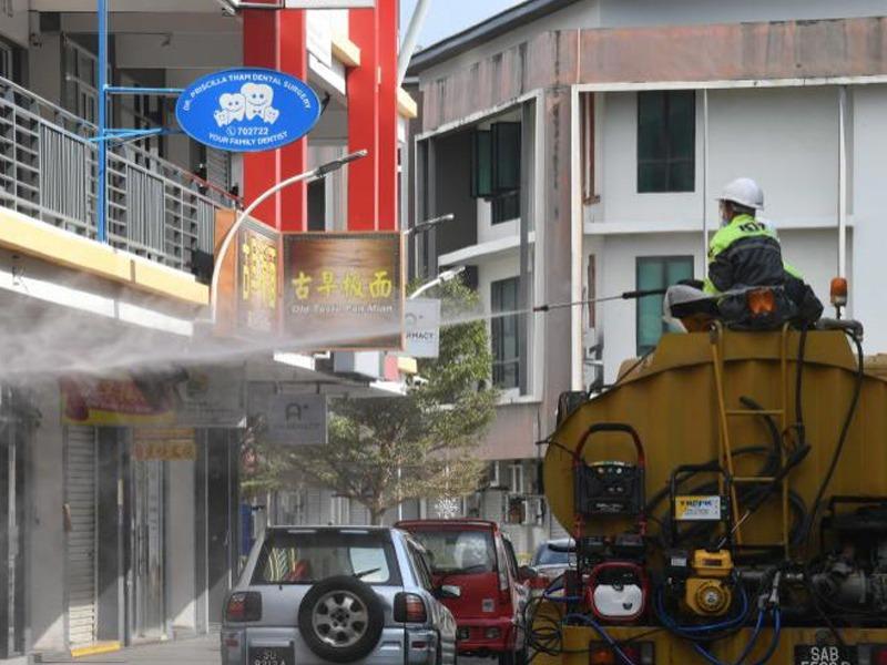 KKM Cadang 'Lockdown' Kota Kinabalu – Bung Moktar
