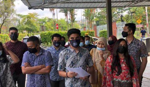 Syed Saddiq Daftar Parti Muda Malaysia