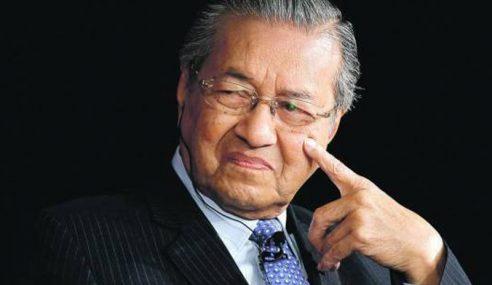 Episod Baharu Yang Sengaja Direka – Mahathir