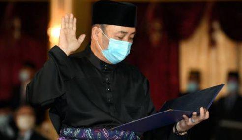Hajiji Sah KM Sabah, Bung Moktar Timbalan