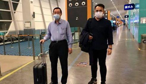 SPRM Nafi Halang Guan Eng Masuk Sabah