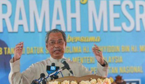 PRU-15 Lebih Awal Jika GRS Menang Di Sabah