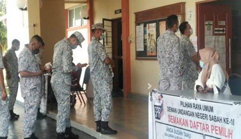 PRN Sabah: Proses Pengundian Awal Bermula