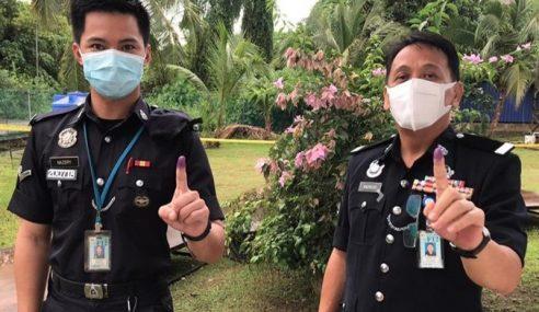 Proses Pengundian Awal PRN Sabah Berjalan Lancar