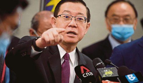 42 Ahli Parlimen DAP Sokong Anwar – Guan Eng
