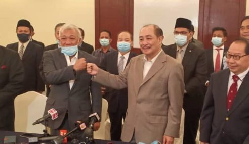 Hajiji Noor Diisytihar Ketua Menteri Sabah Ke-16