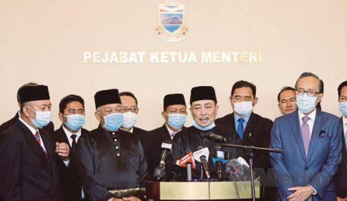 Pertukaran Portfolio Untuk Pulihkan Ekonomi Sabah
