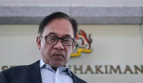 Anwar Gagal Batal Saman Pengampunan Penuh Kes Liwat