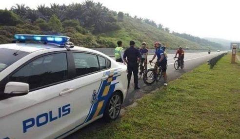JPJ Pandang Serius Isu Berbasikal Atas Jalan Raya