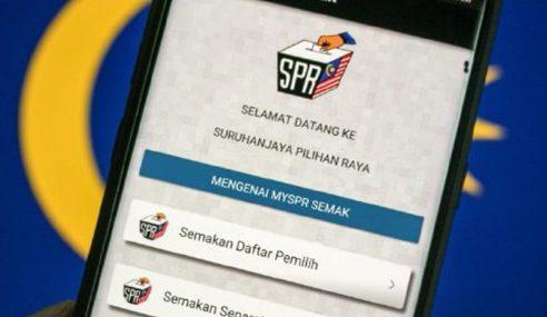 4.2 Juta Rakyat Malaysia Belum Daftar Sebagai Pemilih