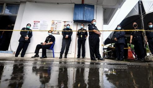 PRN Sabah: 270 Polis Dikuarantin Tak Mengundi