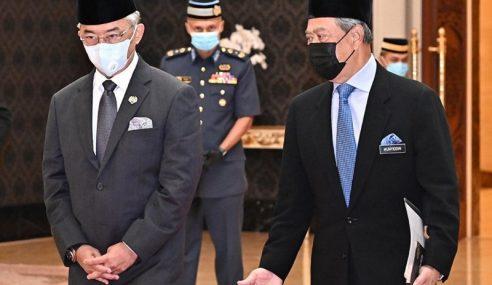 Raja-Raja Melayu Adakan Pertemuan Esok