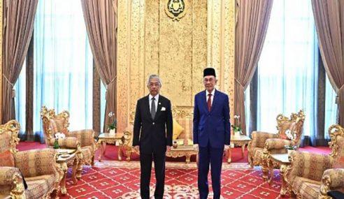 Agong Tak Terima Senarai Nama Ahli Parlimen Sokong Anwar