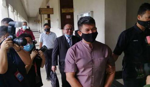 Bekas Setpol Mat Sabu Didakwa Rasuah RM6.35 Juta