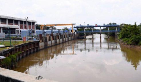 4 LRA Sungai Selangor Ditutup 6 Kali Tahun Ini