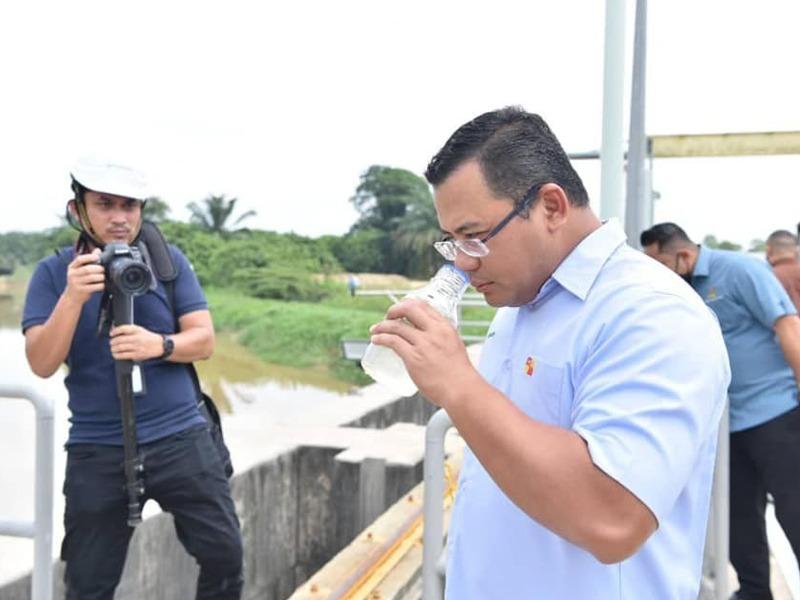 MB Selangor Tak Ambil 'Pusing' Kecaman Isu Air