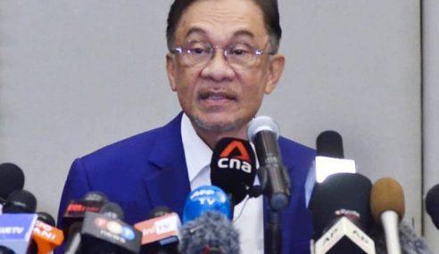 Anwar Dakwa Dapat Sokongan Lebih 120 Ahli Parlimen