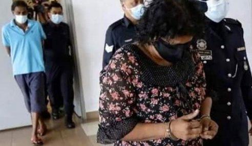 Wanita, Adik, Didakwa Bunuh Suami Buta
