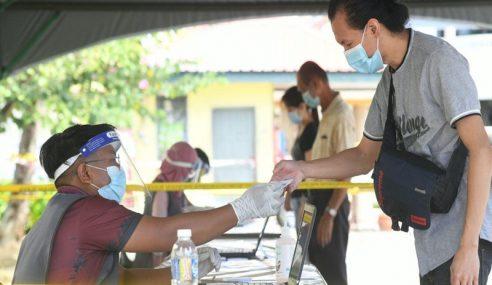 SPR Larang Kempen Bersemuka, Ziarah, 'Walkbabout'
