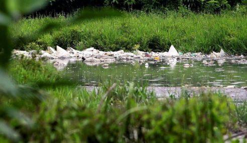 Suspek Pencemaran Sungai Batang Benar Dikenal Pasti