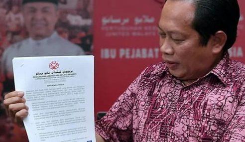 UMNO Timbang Tarik Diri Sokong PN