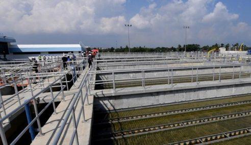 4 LRA Sungai Selangor Dihenti Tugas Akibat Pencemaran