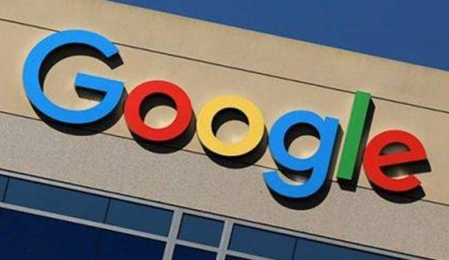 Jabatan Kehakiman AS Saman Google
