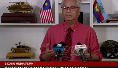 """Lapor Tindakan Harian, Bukan Promosi Kabinet"" – Ismail Sabri"