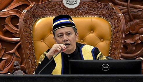 Dewan Rakyat Tak Boleh Bersidang Secara Maya