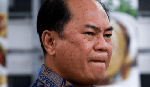 Hina Agong: Polis Tahan Ronnie Liu