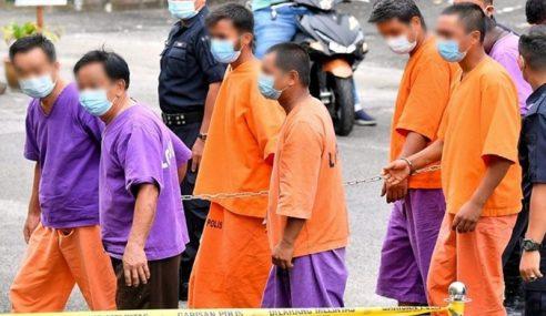 Pencemaran Sungai Selangor: Reman 8 Lelaki Disambung