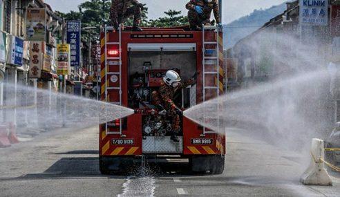 Tuduhan Malaysia Tak Lakukan Sanitasi Tak Benar