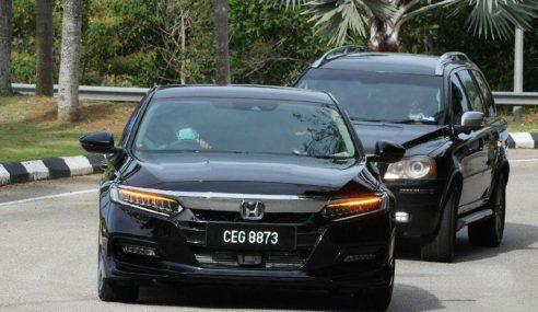 PM Menghadap Agong Di Istana Abdul Aziz Indera Mahkota