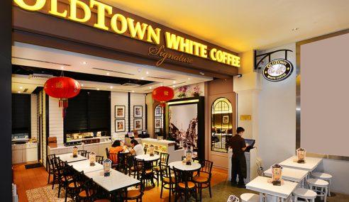 Oldtown White Coffee Jamin Produk Mereka Halal