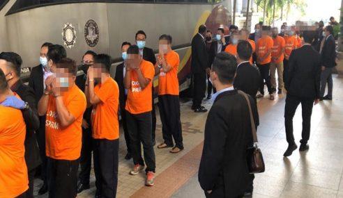 46 Ahli Sindiket, Anggota Jabatan Imigresen Tumpas