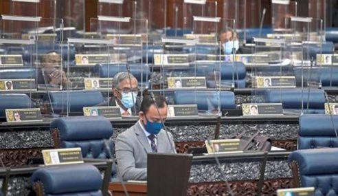 Sidang Dewan Rakyat 10 Pagi Hingga 2 Petang Bermula Isnin