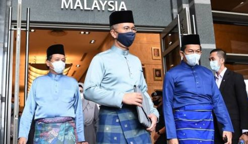 Kerajaan Peruntuk RM322.5 Bilion Bagi Belanjawan 2021