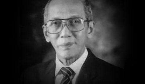 Tokoh Politik Kedah, Khalid Abdullah, Meninggal Dunia