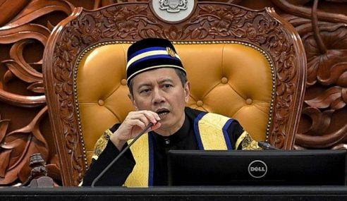 Dewan Rakyat Kemuka Kekosongan Kerusi Parlimen Gerik