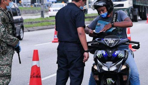Bawa Surat Polis Atau Patah Balik – KP Kelantan