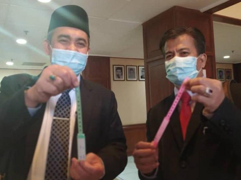 Kelantan Perkenal Gelang Hijau Pengawasan COVID-19