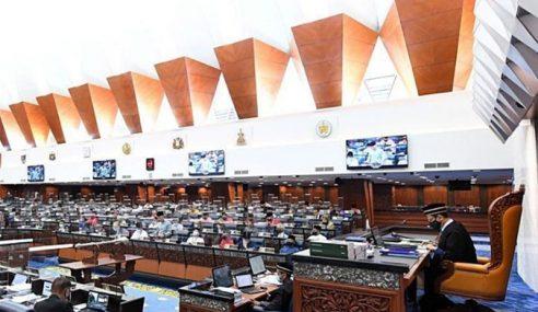 Dewan Rakyat Bersidang Hingga Pengundian Belanjawan 2021