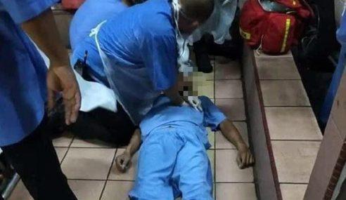 Pemandu Ambulans Meninggal Dunia Disahkan Negatif COVID-19