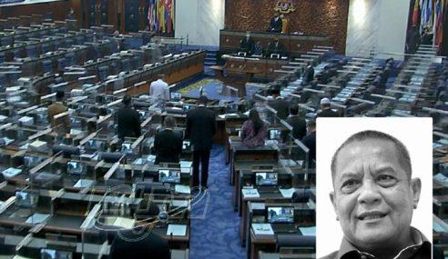 Dewan Rakyat Ucap Takziah Pemergian Hasbullah Osman