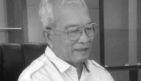 Datuk Mokhtar Hashim Meninggal Dunia