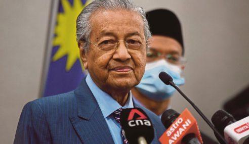 PKR Serang Tun Mahathir Balik!