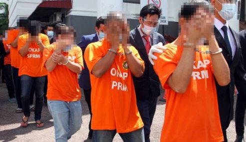 Palsu Cap Sempadan: Sudah Beri RM1 Juta Sejak 2017