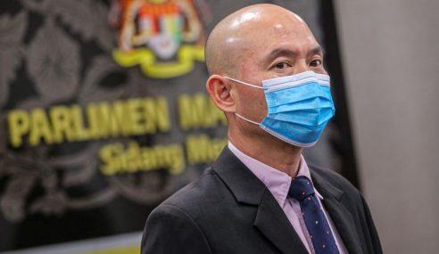 Kecoh Lagi Isu 'DG Takut Mati', MP Kepong Digantung